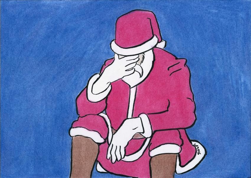 Santa Claus by Vanessafari